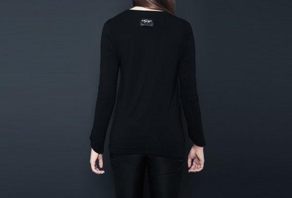 Marke EDDER by UMASAN Langarm-Shirt 1